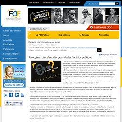 FAF - Fédération des Aveugles et Handicapés Visuels de France