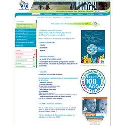 Fédération des PEP - Présentation de la Fédération Générale des PEP