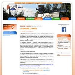 Le BPJEPS LTP PRQ - FRMJC - Fédération Régionale des MJC Languedoc Roussillon -