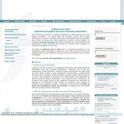Bourse aux dons - Fédération des Services Sociaux