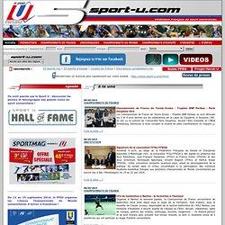 FF SPORT U - Fédération Française du Sport Universitaire