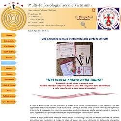 Corso Base 2014 - S.I.R.F.A. ® - Multi Riflessologia Facciale Vietnamita, Accademia Dien Chan Italia
