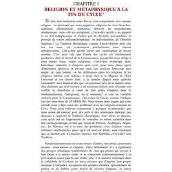 Federico González: Ésotérisme XXI Siécle. Autour de René Guénon.