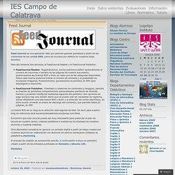 Feed Journal « IES Campo de Calatrava