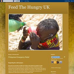 Feed The Hungry UK