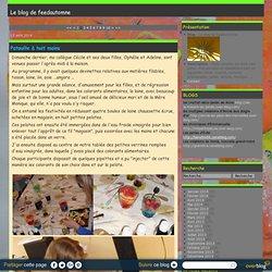 Le blog de feedautomne - Porte ouverte sur mon coin perso, mes pensées et réalisations tant en aquarelle, tricot, crochet, couture, promenades, jardin, lecture, musique ....