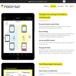 Feedback app - Feed2Go