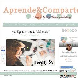 Feedly: Lector de RRSS online