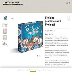 Feelings - Outil ludique d'expression et d'empathie
