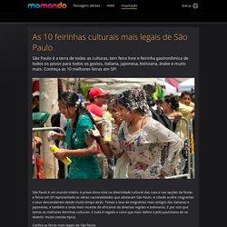 As 10 feirinhas culturais mais legais de São Paulo - momondo