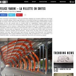 Felice Varini – La Villette En Suites