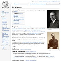 Félix Legueu