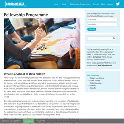 Fellowship Programme