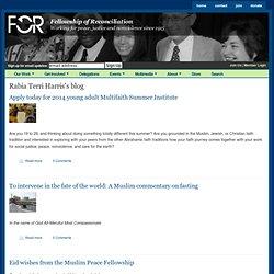Rabia Terri Harris's blog