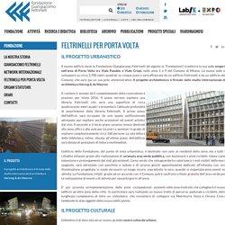 Feltrinelli per Porta Volta - Fondazione Giangiacomo Feltrinelli