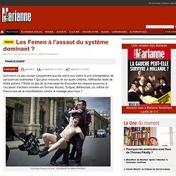 Les Femen à l'assaut du système dominant ?