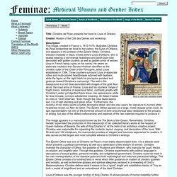 Feminae: Details Page