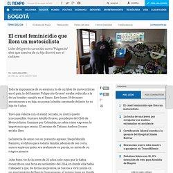 Feminicidio: hija de motociclista es asesinada - Bogotá