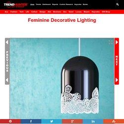 Feminine Decorative Lighting : decorative lighting