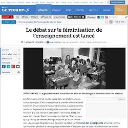 France : Le débat sur le féminisation de l'enseignement est lancé