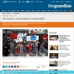 Are fashion and feminism compatible?