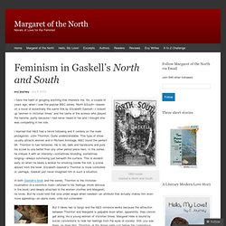 Feminism in Gaskell's North and South