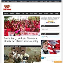 Gulabi Gang : en Inde, féminisme et lutte des classes arme au poing