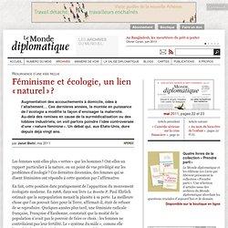 Féminisme et écologie, un lien « naturel » ?, par Janet Biehl