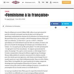 «Féminisme à la française»