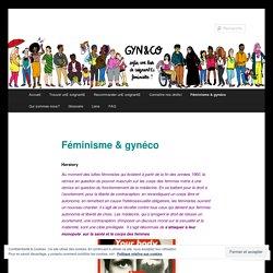 Féminisme & gynéco