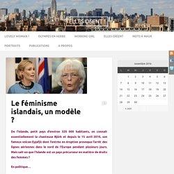 Le féminisme islandais, un modèle ? - Elles osent !