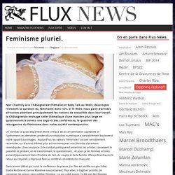 Feminisme pluriel.