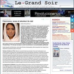 Féminisme, races et sécateur du réel