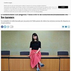 Feminismo en Japón: #KuToo o la constitucionalidad de los tacones