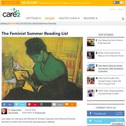 The Feminist Summer Reading List