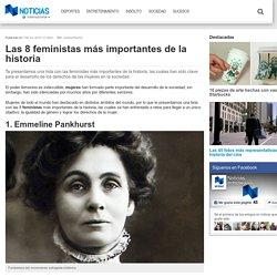 Las 8 feministas más importantes de la historia