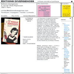 Editions Divergences