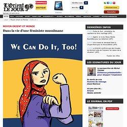 Dans la vie d'une féministe musulmane - Rania MASSOUD