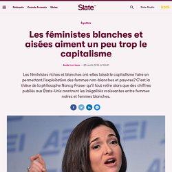 Le féminisme a laissé le capitalisme exploiter les femmes pauvres