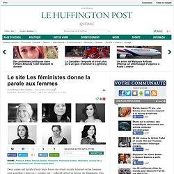 Le site Les féministes donne la parole aux femmes