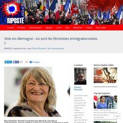 Viols en Allemagne : où sont les féministes immigrationnistes ?