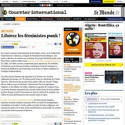 Libérez les féministes punk !