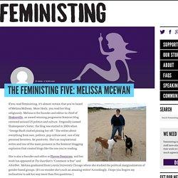 The Feministing Five: Melissa McEwan