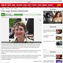 Une sage-femme itinérante - 24/05/2015 - ladepeche.fr