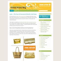 Femme Promo Blog