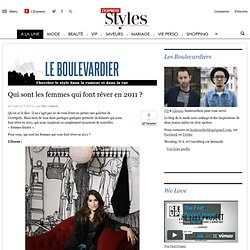 Blog L'Express Styles