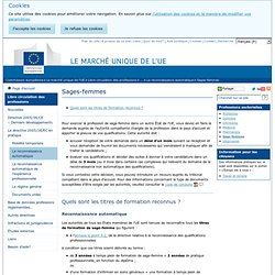 Sages-femmes - Commission européenne