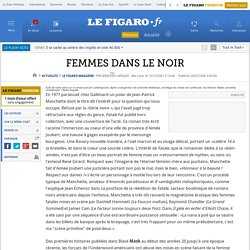 FEMMES DANS LE NOIR