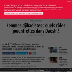 Femmes djihadistes : quels rôles jouent-elles dans Daesh ? - Grazia.fr