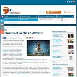 Femmes et Geeks en Afrique